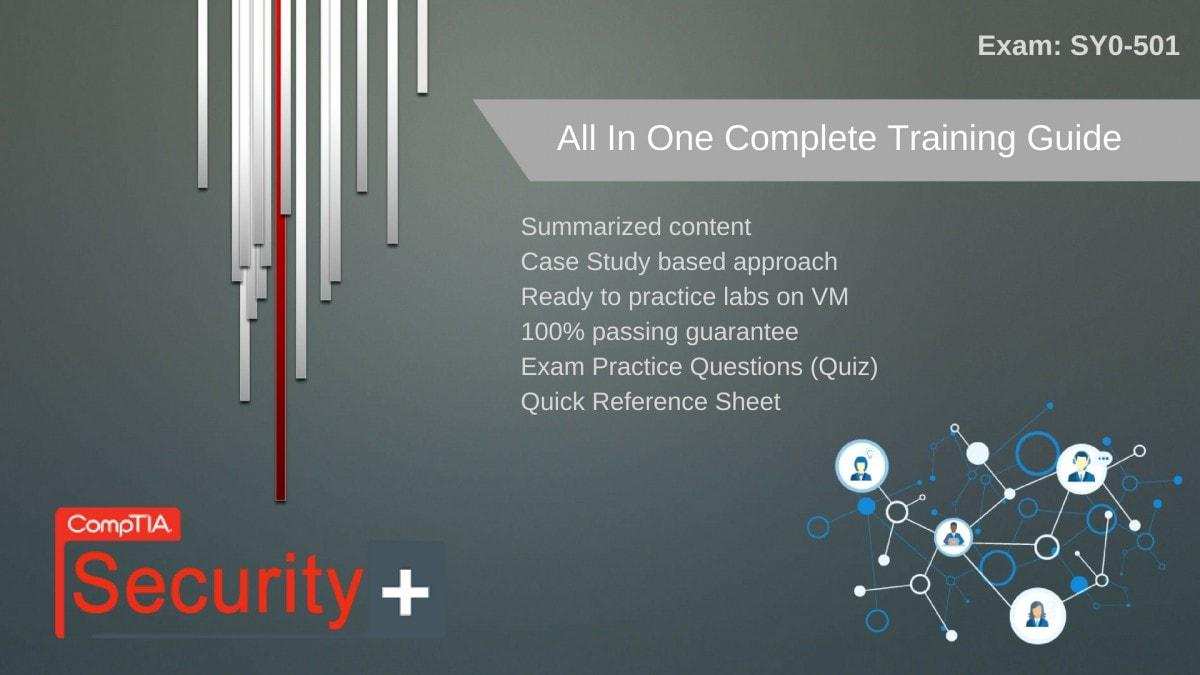 CompTIA Security plus | IPSpecialist