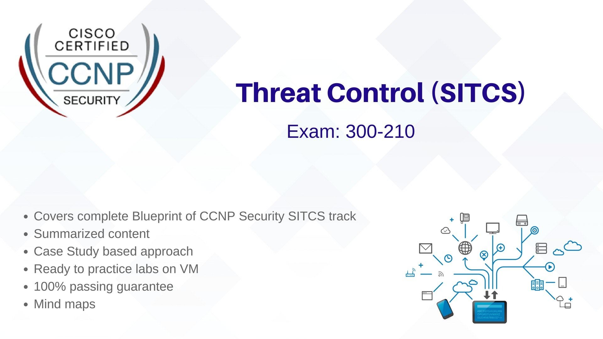 CCNP Security Course | SITCS