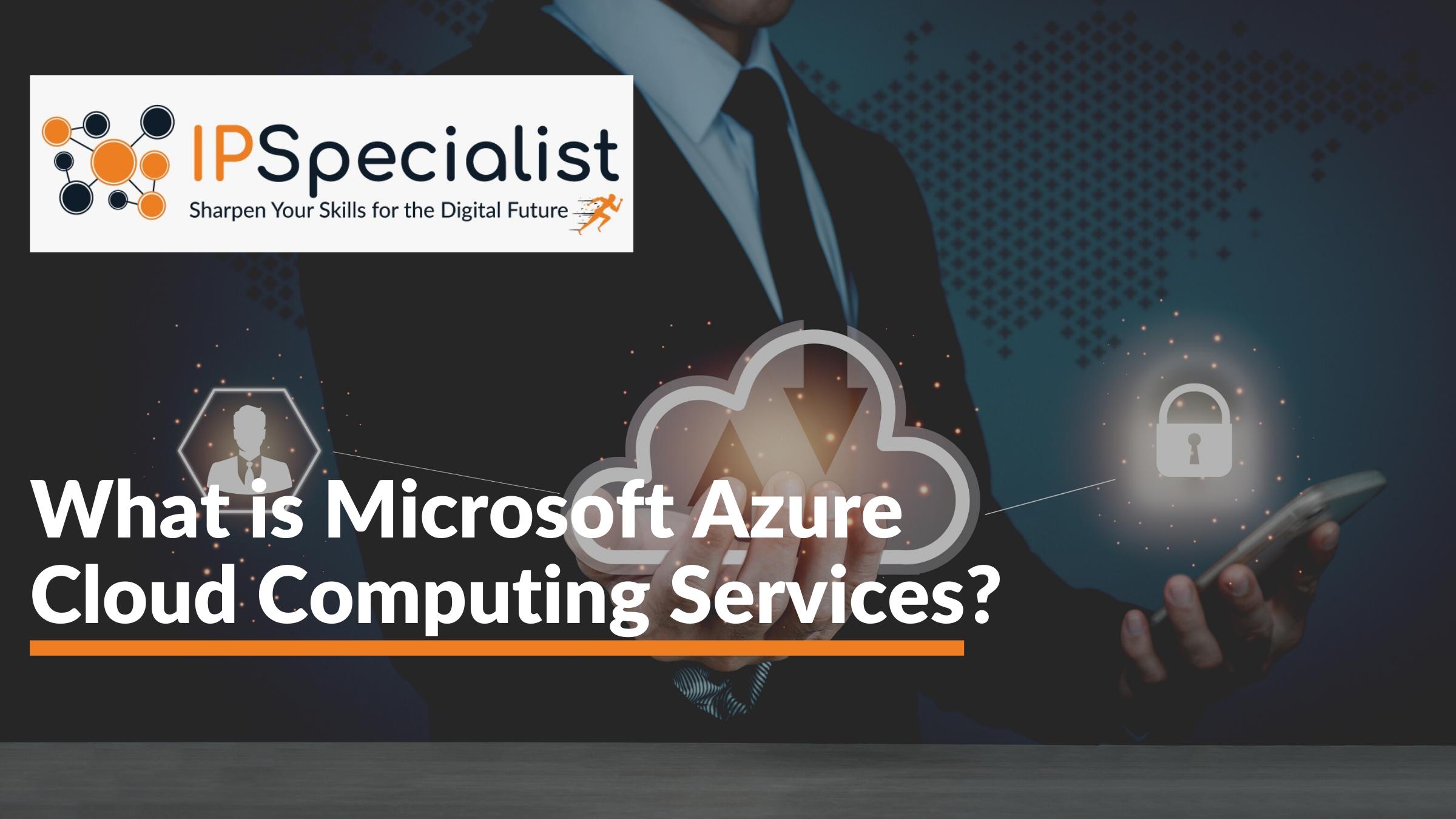 microsoft azure-Cloud computing