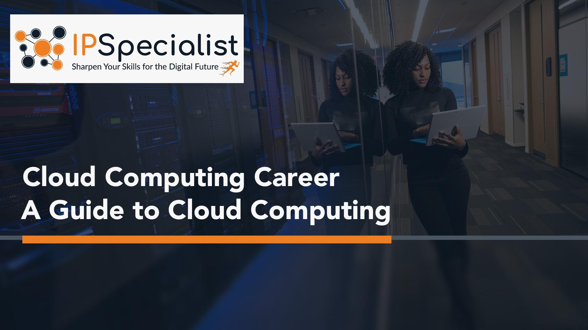 Cloud computing career